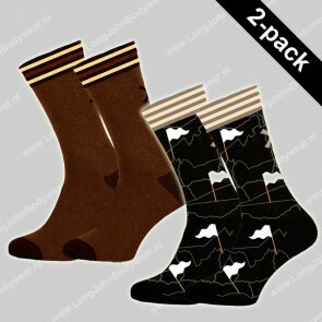 MuchaMalo Nederland 2-Pack Socks Golf