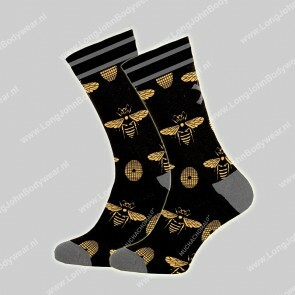 MuchaMalo Nederland Singel-pack Sock Bee
