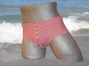 Armani Swim Stripe Brief