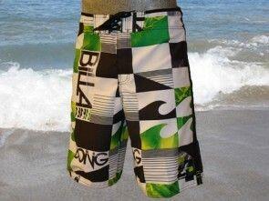 BillaBong Swim Squared Up Surf-Short