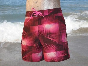 Calvin Klein Swim Palm Short