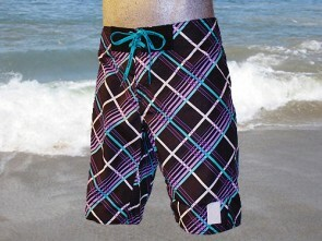 Bjorn Borg Swim Diagonaal Check Surf-Short