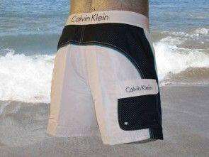 Calvin Klein Swim Medium-Surf