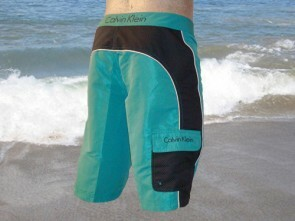 Calvin Klein Swim Long-Surf