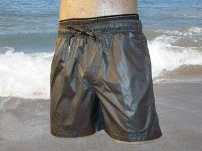 Calvin Klein Swim Boxer Silver-Line