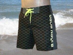 Bjorn Borg Swim Mesh Mid-Shorts