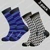 MuchachoMalo 2-pack Socks No Guts No Glory