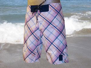 Bjorn Borg Swim Diagonaal Check Surf-Short